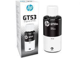 GT-53 - Garrafa de Tinta HP Refil GT53 1VV22AL Preto - 5.000Páginas