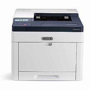 6510DNM Impressora Laser Color Xerox Phaser