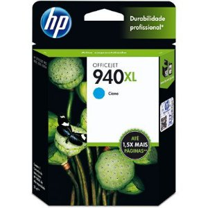 940XL - Cartucho de tinta HP C4907AB Ciano 20ML