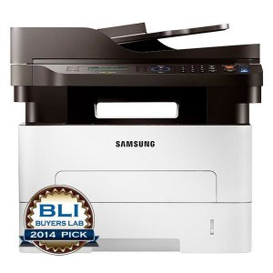 M2885FW - Multifuncional Laser Mono Samsung SL-M2885FW 29ppm Impressora Copiadora Scanner