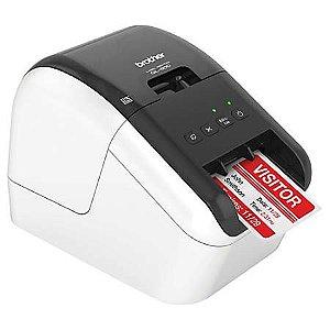 QL800 Impressora De Etiquetas Brother QL-800 Usb