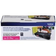TN319M - Toner Original Brother TN-319M Magenta Autonomia 6.000Paginas