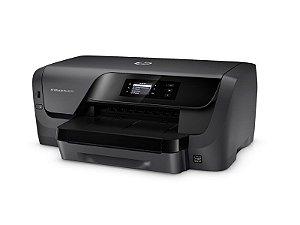 PRO 8210 - Impressora Jato de Tinta Colorida HP D9L63A#696 OJ PRO 8210 Duplex Wifi Rede 34ppm