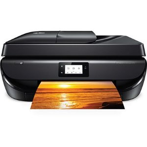 5276 - Multifuncional Deskjet Ink Advantage HP M2U77A Impressora, Scanner, Copiadora e Wifi