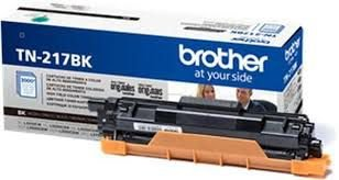 TN217BK - Toner Original Brother TN-217BK Preto 3.000Páginas aproximadamente