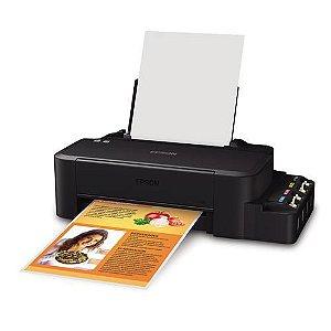 L120 - Impressora Tanque de Tinta Fotográfica Epson Ecotank Preto