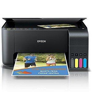 L3150 Multifuncional Epson Ecotank Impressora Copiadora Scanner Usb e Wifi