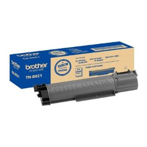 Original TN-B021 TNB021 B021 Toner Brother Preto 2.600Páginas