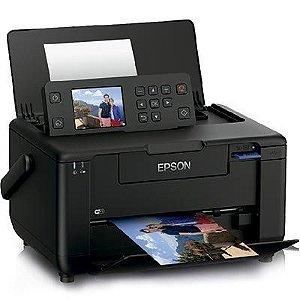 PM-525 - Impressora Epson Fotográfica Portátil PictureMate PM525 Wi-Fi