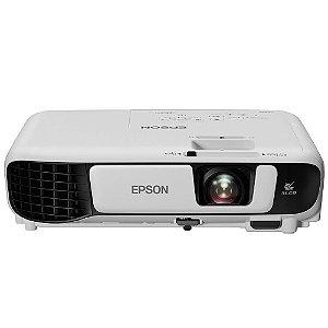 Projetor Epson S41+ 3300 Lumens, SVGA - V11H842024