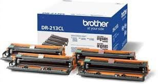 DR-213CL Original Cilindro Brother Conjunto 4Cores DR213CL 18.000Páginas