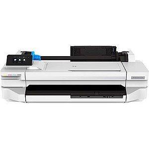 """T130 5ZY58A Impressora Plotter 24"""" Designjet HP"""