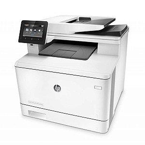 M479FDW Multifuncional Laser Color HP Pro W1A80A