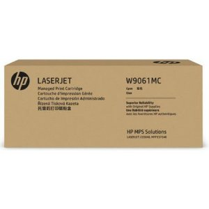 Original W9061MC Toner HP Ciano 12.500Páginas