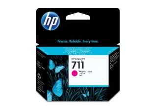 Original 711 CZ131A Cartucho HP Magenta 29ml