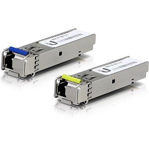 Transceiver Ubiquiti 1 LC 1.25Gbps SFP Mono3km - UF-SM-1G-S