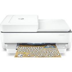 6476 Multifuncional HP DeskJet Plus Ink Advantage Impressora, Scanner, Copiadora e Wifi