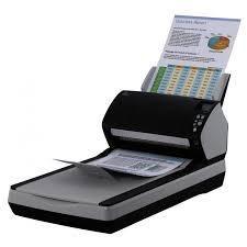 Fi-7260 Scanner Fujitsu Fi7260 A4 Duplex 60ppm Color Flatbed