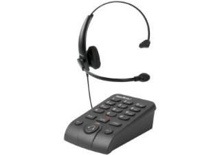 HSB50 Telefone Digital Headset Intelbras 4013330 com base discadora