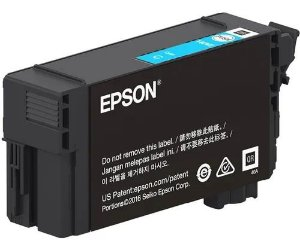 Original T40V220 T40V Cartucho Epson Ciano 26ml