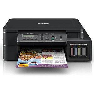 DCP-T510W Multifuncional Color Tanque de Tinta Formato A4 Brother DCP T510W - 127v