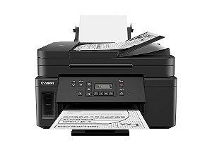 GM4010 Multifuncional Tanque de Tinta Canon Monocromática MegaTank Impressora, Copiadora, Scanner e Wifi