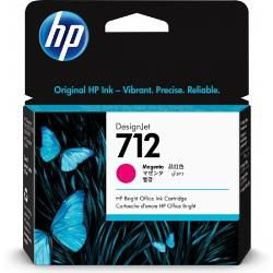 Original 712 3ED68A Cartuchos HP Magenta 29ml
