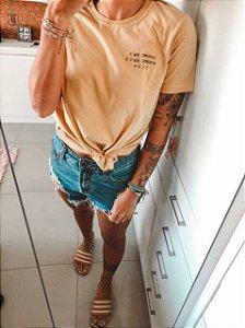 Camiseta - HOJE