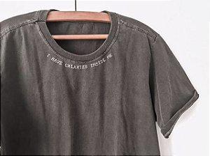 Camiseta - I have galaxies inside me