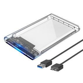 Case Hd Notebook 2,5 Sata Usb 3.0 Com