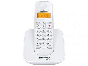 Telefone Sem Fio Intelbras TS 3110 – Branco