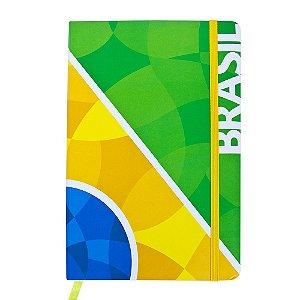 Caderno de anotações - Brasil