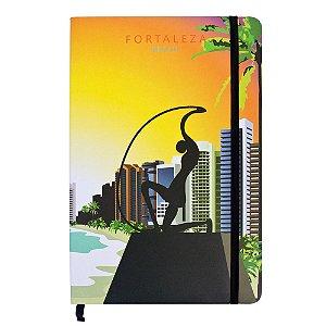 Caderno de anotações - Fortaleza