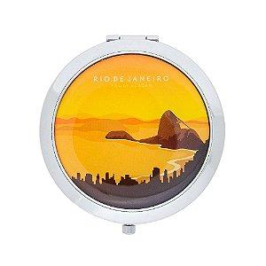 Espelho de bolso Pão de açucar - Rio de Janeiro
