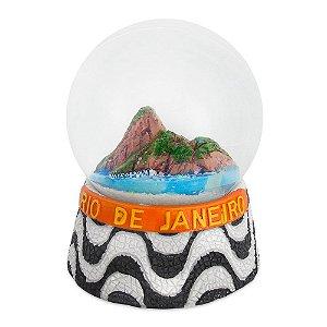 Globo de neve Pão de Açúcar - Rio de Janeiro