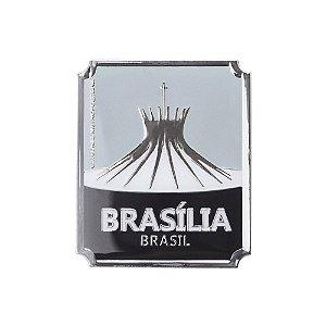 Imã de geladeira catedral metropolitana - Brasília