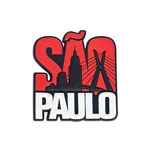 Imã de geladeira - São Paulo