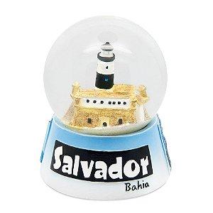 Globo de neve Salvador - Bahia