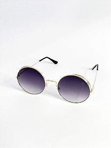 Óculos de sol Perla Prado ref: California Cor: Fumê