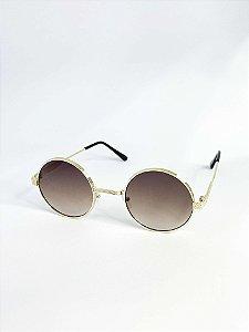Óculos de sol Perla Prado ref: Turquia Cor: Fumê