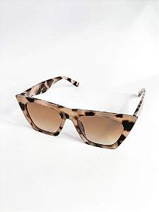 Óculos de sol Perla Prado ref: Hong Kong Cor: Marrom