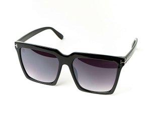 Óculos de sol Perla Prado ref: Tom Cor: Preto