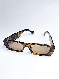 Óculos de sol Perla Prado ref: Soho Cor: Turtle