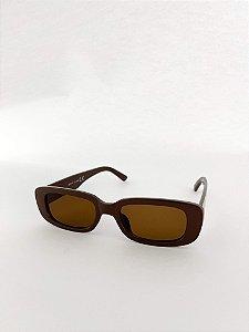 Óculos de sol Perla Prado ref: Milan Bronw