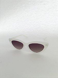 Óculos de sol Perla Prado ref: Audrew Branco