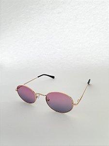 Óculos de Sol Kids Perla Prado - ref: New York Lilás
