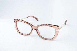 Armação Óculos de Grau Perla Prado - ref: Antonia