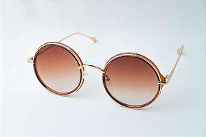 Óculos de Sol Perla Prado - ref: Gabi Brown