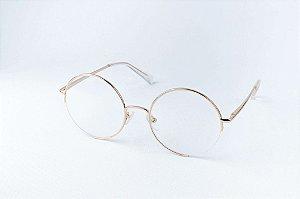 Armação Óculos de Grau Perla Prado - ref: Prado