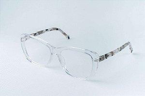 Armação Óculos de Grau Perla Prado - ref: Tarsila